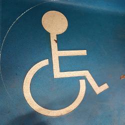 Floor logo lifting